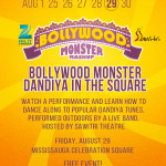 Dandiya in the Square