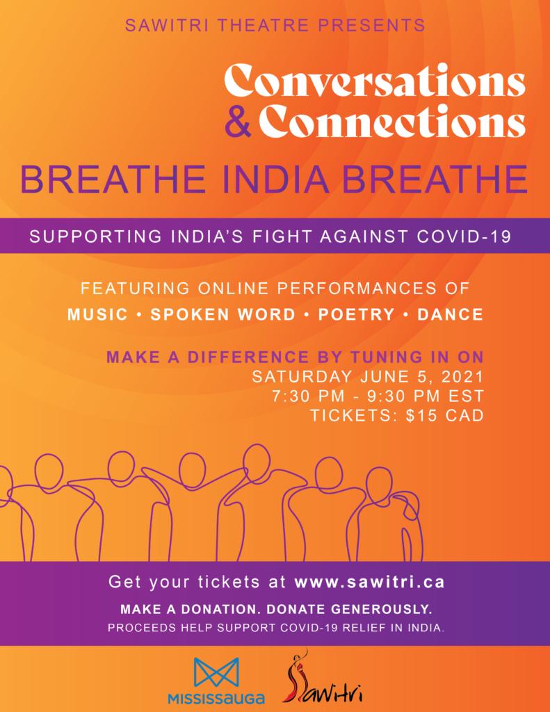 CC - BREATHE COVID RELIEF - Poster 2