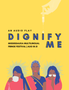 Dignify Me - Audio Play - Poster